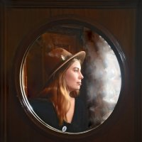 Портрет художницы :: Mila Romans