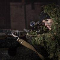 снайпер :: Полина