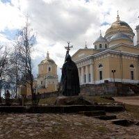 Монастырь Нилова пустынь :: Андрей Клепиков