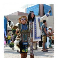 День коренных народов. :: Марина Влади-на