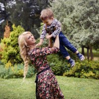 Счастье :: Alexandra Dugina