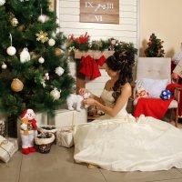 Невеста в моей студии :: Natalia Petrenko