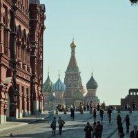Доброе утро,Москва) :: Максим Лызлов