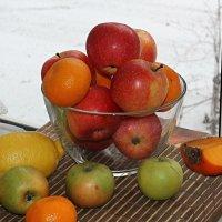 Яблочки наливные и молодильные!) :: ЕВГЕНИЯ