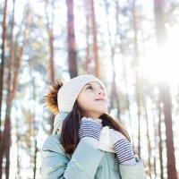 зимнее утро :: Анна Ильницкая