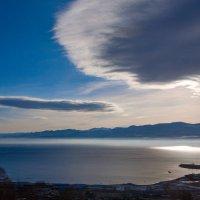 Тучи над Байкалом :: Анатолий Иргл