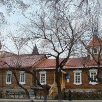 Первый Православный Храм Новосибирска. :: Наталья Золотых-Сибирская