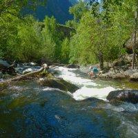 Река Чульча :: val-isaew2010 Валерий Исаев