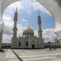 Белая мечеть :: Андрей Головкин