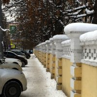 Зимний ритм :: Сергей Рубан