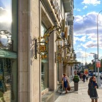 На Тверском бульваре. :: Константин Поляков