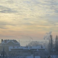 Раннее утро.. :: Валентина Дмитровская