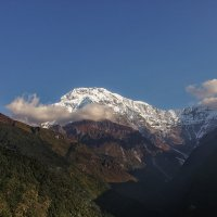 Гималаи...Непал! :: Александр Вивчарик
