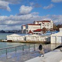 Набережная в Севастополе :: Виктория Калицева