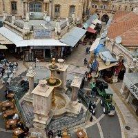 Иерусалим - площадь Муристан :: Владимир Брагилевский