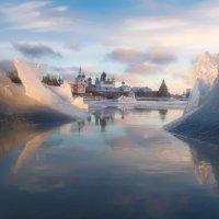 Первый лед :: Александр Бобрецов
