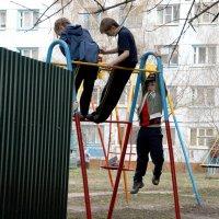 из цикла   ПАЦАНЫ... :: Валерия  Полещикова