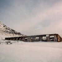 Развалины лагеря ГУЛАГА :: Вячеслав Баширов