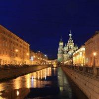 свет ночного города :: Валентина