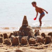 Песочный замок :: Мария Самохина