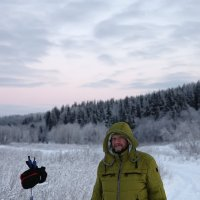 У природы нет плохой погоды.... :: Виктор Бондаренко
