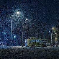 Последний автобус :: Наталья Новикова