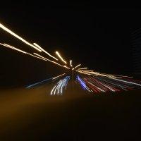 Ночная магистраль :: юрий Амосов