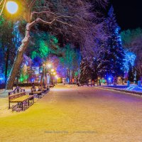 Кольцовский сквер, Воронеж :: Roman Dergunov