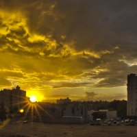 Золотое утро :: Ефим Журбин