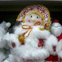 Кукла :: Вера Щукина