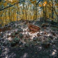 Развалины древнего храма :: Sergey Bagach