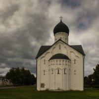 Церковь Спаса Преображения на Ильине. :: Ольга Лиманская