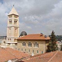 Иерусалим - крыши старого города :: Владимир Брагилевский