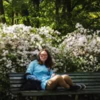 flowers around :: Dmitry Ozersky