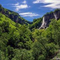 Водопад Гедмишх (Царская корона) :: Сергей
