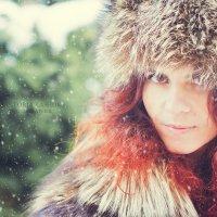 Да, холодно! Да, зима! Но настроение ведь не зависит от погоды, главное душой не замерзайте! :: Viktoria Lashuk