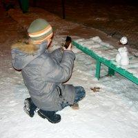 Фотограф за работой! :: Надежда