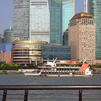 Прогулки по  Шанхаю . :: Виталий Селиванов