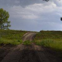 Путь на тысячелетний курган :: андрей Соколов