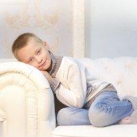 ...сын :: Elena Tatarko (фотограф)