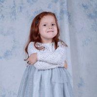 В платье как у Эльзы :: Александра nb911 Ватутина