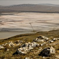 Озеро Чокрак :: Александр Березуцкий (nevant60)