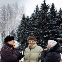д. Нефедьево 03.12.2016 :: Mamlina