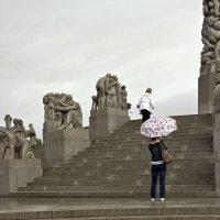 Скульптуры Вигеланда-2 :: Александр Рябчиков