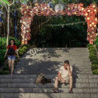 В окрестностях Нячанга. Остров Хон Че. Парк развлечений Винпёрл. :: Виктор Куприянов