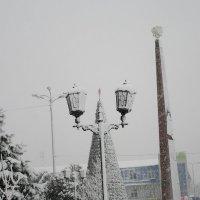 К Н.году готовы - даже снег выпал. :: Вячеслав Медведев