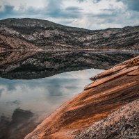 весна на озере. :: lev