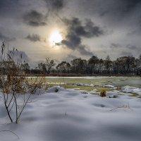 зимы начало - вариант :: Galina
