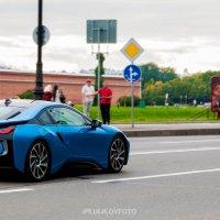 Просто BMW i8 :: Вадим Куликов