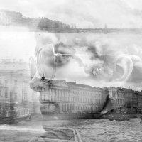Марина Никифорова - Дыша духами и туманами Мультиэкспозиция :: Фотоконкурс Epson